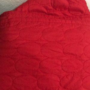 Full/Queen RE Target quilt & pillow shams